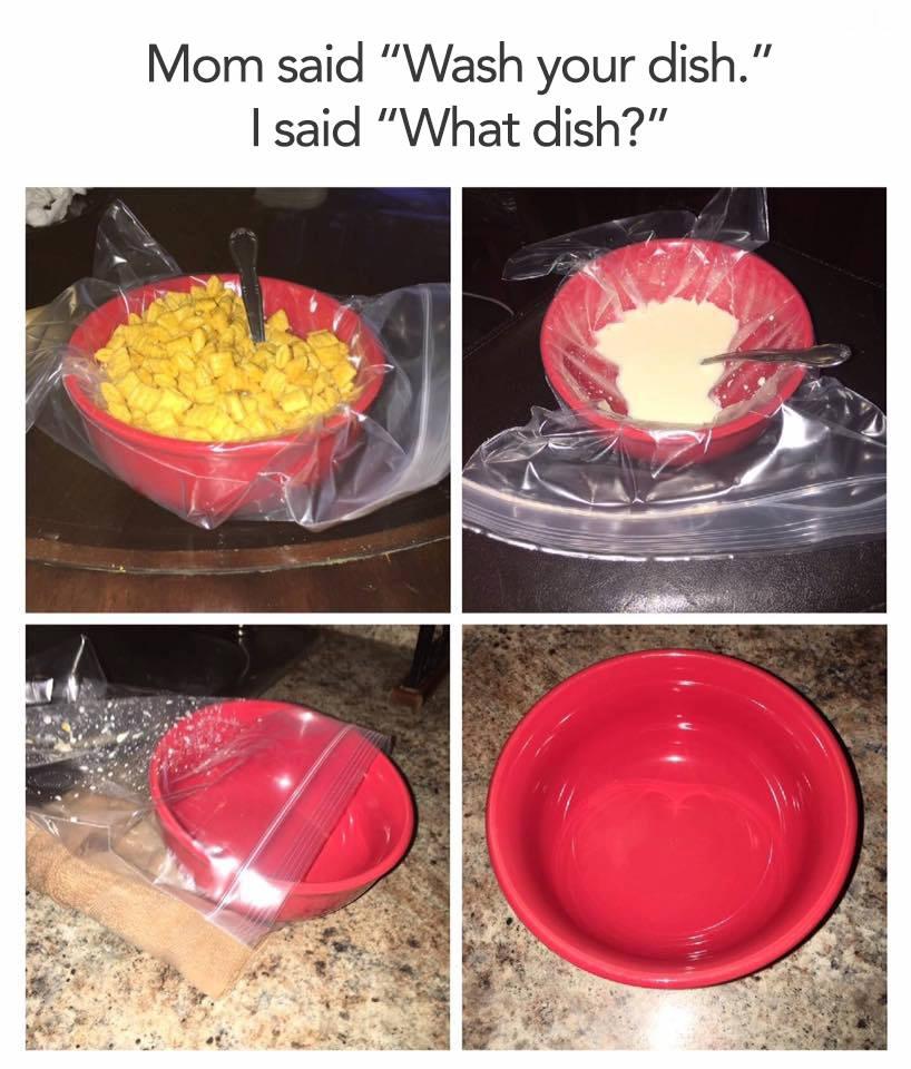 what dish