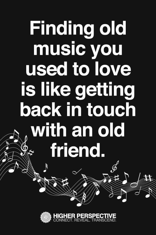 finding old music you love