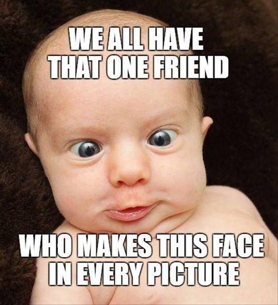 friend face picture