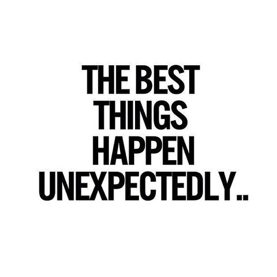 best-things-unexpectedly