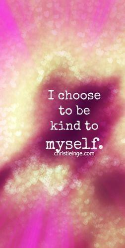 kind-to-myself