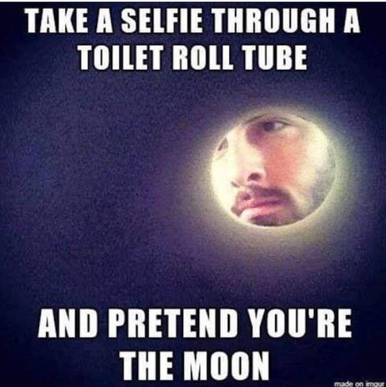 selfie-through-roll-moon